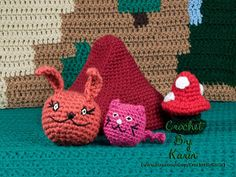 CrochetByKarin: A Playful Spirit