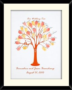 Ceramic guestbook platters, photo quilts, custom painted ceramics, photo gifts and more. Wedding Guest Tree, Our Wedding, Wedding Ideas, 50th Wedding Anniversary, Anniversary Parties, Thumbprint Tree, Fingerprint Art, Arts And Crafts, Card Ideas