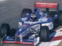 Damon Hill Arrows |