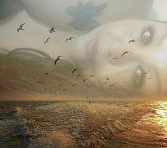 En el mar d mi llanto aun t llamo