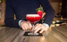 Eight Sexy Valentine's Day Cocktails: Various spirit concoctions perfect for a day of love and spice
