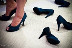 deep teal shoes