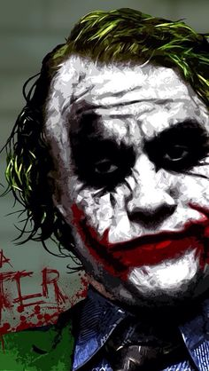 The Joker art