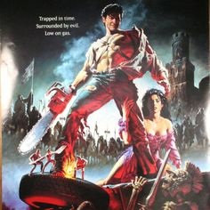 The darkness! Make sure to check ck out our YouTube channel for more retro sounds!  #80s #retro #newretrowave #nrw #artwork #art #painting #dark #dreamwave #synthwave #retrowave #synths #vintage #theme #epic #movie #armyofdarkness