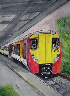 Class 458 Jop S.W. trains
