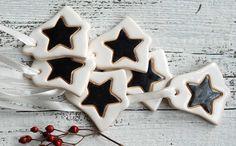 Ozdoby choinkowe. Bombki ceramiczne - Dzwonki w 10fingersart na DaWanda.com