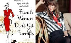 6 Ways French Women Age With Attitude- Business Feminin article (19.2.2015)