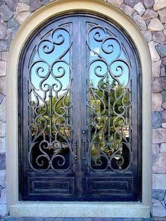 Resource Wrought Iron Doors