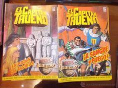 EL CAPITAN TRUENO EDICION HISTORICA / COLECCION COMPLETA - 148 EJEMPLARES -INCLUYE POSTERS