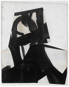 Franz Kline, 'Untitled', c. 1950-52.