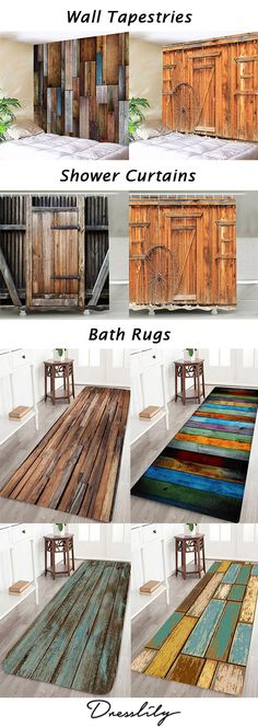 Find Bath Rugs & Mats at Dresslily.com. Enjoy Free Shipping & browse our selection of Polyester Bath Rugs, 100% Cotton Bath Rugs, bathroom rug sets and more!#bathrugs#showercurtains#walltapestry