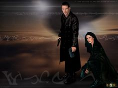 John and Aeryn