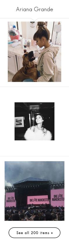 """""""Ariana Grande"""" by isthelastofus ❤ liked on Polyvore featuring ariana grande, jewelry, earrings, ariana, arianagrande, pictures black and white, pictures, beauty products, fragrance and parfum fragrance"""