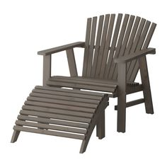 SUNDERÖ Ruhesessel/außen IKEA Besonders bequem durch großzügige Maße, abgewinkelte Rückenlehnen und breite Armlehnen.