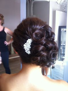 Wedding hair-Nadia