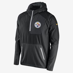 Nike Vapor Speed Fly Rush (NFL Steelers) Men's Training Jacket