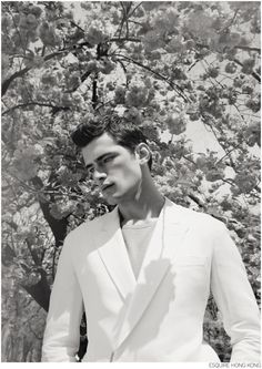 Sean OPry is The Leading Man for Esquire Hong Kong