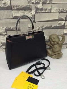 Fendi soft leather handbag – CHICS – Beautiful Handbags & Accessories
