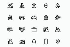 Check out Travel Icon Set by Chiharito on Creative Market