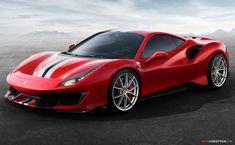 Ferrari 488 Pista Officially Revealed