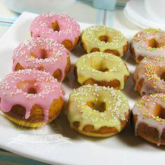 Donuts pieczone w piekarniku | Świat Ciasta
