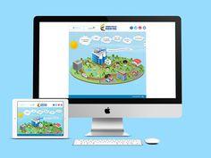 Supersalud son los encargados del control del Sistema General de Seguridad Social en Salud de Colombia. Para ellos se hizo el diseño de página web en HTML.  Año 2015.