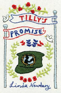 Tilly's Promise by Linda Newbery. When war breaks out, Tilly Peacock and her sweetheart Harry are keen to do their bit - Tilly as a nurse and Harry as a soldier in France.  But the war drags on and soon even Tilly's brother Georgie has been called up to fight, even though his mind is much younger than his body. Can Harry look after Georgie in the danger of the trenches?  A powerful and moving story about the little-known victims of World War One.  Reading age 8, interest age teen.