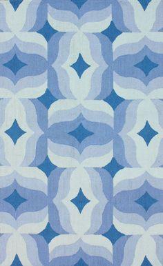 Rugs USA Homespun Nadra Blue Multi Rug