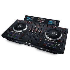 Bose DJ Sound System with Model II with Bass Module and Numark DJ Controller Dj Equipment For Sale, Arduino, Music Studio Room, Music Rooms, Home Music, Digital Dj, Serato Dj, Dj Sound, Dj Setup