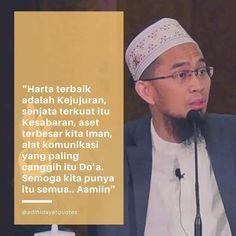Islamic Qoutes, Islamic Inspirational Quotes, Muslim Quotes, Quotes Sahabat, Quran Quotes, Life Quotes, Doa Islam, Islam Quran, Reminder Quotes