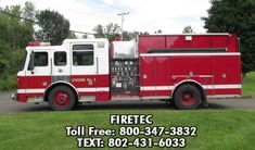 Firetec Has a Fire Truck for Your Fire Department. Used Fire Engines for any budget. Large Variety of Used Fire Apparatus & Used Pumpers For Sale. Fire Trucks For Sale, Used Engines, Fire Apparatus, Emergency Vehicles, Fire Engine, Fire Department, Pumping, Engineering, Fire Dept