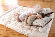roll up mattress pad - Google Search