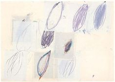 cy twombly | Cy Twombly, « Sans titre », 1974, FRAC Picardie.