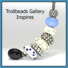 Trollbeads Fantasy Necklaces and your Trollbeads will give you such variety and such pleasure