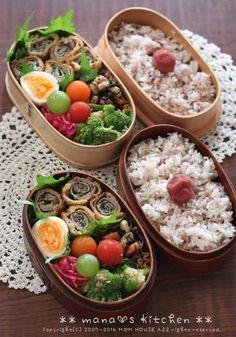 7月15日(金)    33/29       昨日、彼女のところで初めて、これの正式名称を知りました^^;   ... Japanese Bento Lunch Box, Bento Box Lunch, Japanese Food, Bento Recipes, Healthy Recipes, Eat This, Exotic Food, Aesthetic Food, Asian Recipes