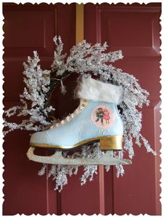 Today's reader feature is this lovely Vintage Ice Skate, submitted by our friend Christina Paul. She wanted to give this old ice skate a second chance, so she turned it into this fun winter piece. Christina transferred my Victorian Children Ice Skating image onto the side of the skate. She added a pastel pink frame around the...Read More »
