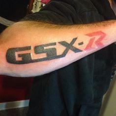 #GSXR #tattoo #motorcycle #suzuki #ink #tatted #tatlife #slick #biker #instatat