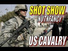 Nutnfancy SHOT Show: US Cavalry Supports TNPrs