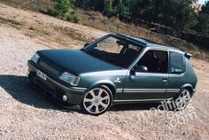Modified Peugeot 205 GTi 1992 Picture