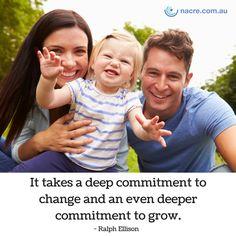 #InspirationalQuotes #commitment #grow