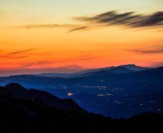 Photo gallery: Croatian coast and islands as seen from Mount Biokovo