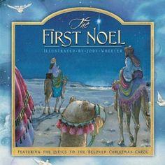 The First Noel by Jody Wheeler http://www.amazon.com/dp/0824956214/ref=cm_sw_r_pi_dp_uBBVtb10WAQ0XA12