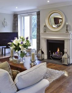 South Shore Decorating Blog: Five Absolutely PERFECT Rooms