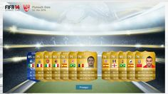 FIFA 14 TOTS IN A PACK !! FIFA TOTS SPECIAL HAPPY HOURS PACKS