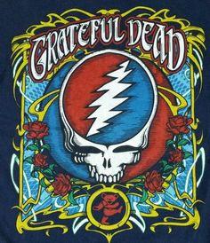 621b47f6650 Grateful Dead Logo T Shirt 2XL Garcia Skull Lightning Bolt Grateful Dead  Logo