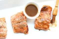 Sweet and savory glazed salmon...[Continue Reading]