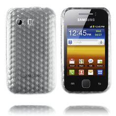 Cubes (Klar) Samsung Galaxy Y-Skydd