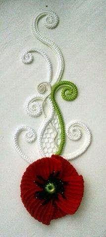 Топ Марины Шеиной. Irish lace | Irish crochet &