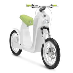 Xkuty Electric Bike by Electric Mobility Company.