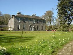 Drishane House, County Cork, Ireland